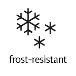 frost-resistant